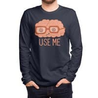 Underused - mens-long-sleeve-tee - small view
