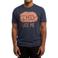 Underused - mens-triblend-tee - small view