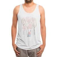 Our Cabin - mens-triblend-tank - small view