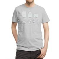 Let's Go Explore - mens-regular-tee - small view