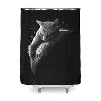 MOONCAT 2018 - shower-curtain - small view