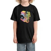 Space Arcade - kids-tee - small view