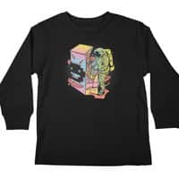 Space Arcade - longsleeve - small view