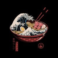Great Ramen Wave - small view