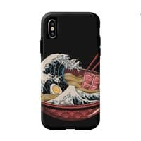Great Ramen Wave - double-duty-phone-case - small view