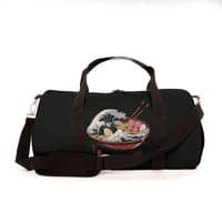 Great Ramen Wave - duffel-bag - small view