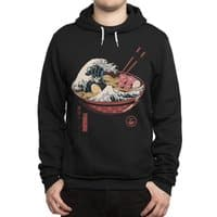 Great Ramen Wave - hoody - small view