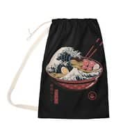 Great Ramen Wave - laundry-bag - small view