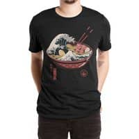 Great Ramen Wave - mens-extra-soft-tee - small view