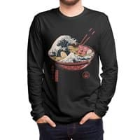 Great Ramen Wave - mens-long-sleeve-tee - small view