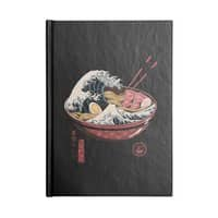 Great Ramen Wave - notebook - small view