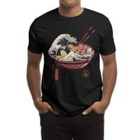 Great Ramen Wave - mens-regular-tee - small view
