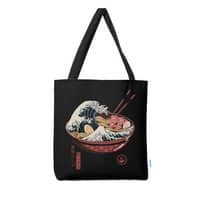 Great Ramen Wave - tote-bag - small view