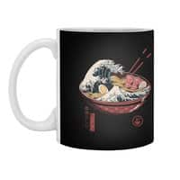 Great Ramen Wave - white-mug - small view