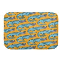 Crocodile - bath-mat - small view
