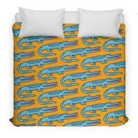 Crocodile - duvet-cover - small view