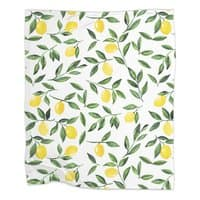 Lemons Pattern - blanket - small view