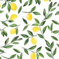 Lemons Pattern - small view