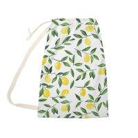 Lemons Pattern - laundry-bag - small view