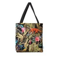 Paradise in the dark jungle 01 - tote-bag - small view