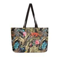 Paradise in the dark jungle 01 - weekender-tote - small view