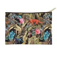 Paradise in the dark jungle 01 - zip-pouch - small view