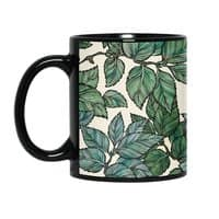 Turning Over a New Leaf - black-mug - small view