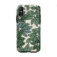Turning Over a New Leaf - double-duty-phone-case - small view