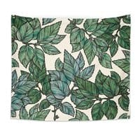Turning Over a New Leaf - indoor-wall-tapestry - small view
