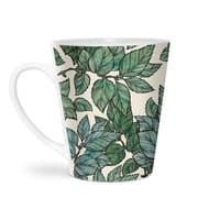 Turning Over a New Leaf - latte-mug - small view