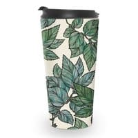 Turning Over a New Leaf - travel-mug - small view