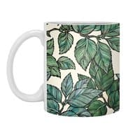 Turning Over a New Leaf - white-mug - small view
