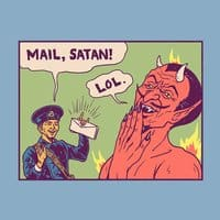 Mail, Satan! - small view