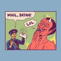 Mail, Satan! - small view