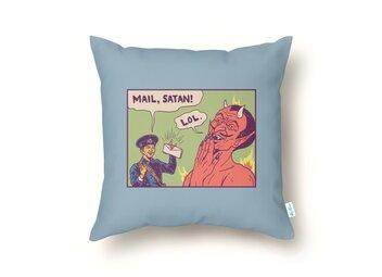 Mail, Satan!