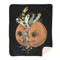 Pumpkin remix  - blanket - small view
