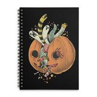 Pumpkin remix  - spiral-notebook - small view