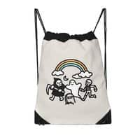 Spooky Pals - drawstring-bag - small view