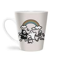 Spooky Pals - latte-mug - small view