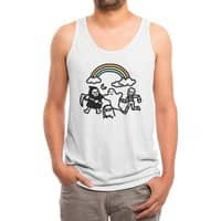 Spooky Pals - mens-triblend-tank - small view