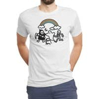 Spooky Pals - mens-triblend-tee - small view