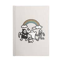Spooky Pals - notebook - small view