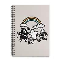 Spooky Pals - spiral-notebook - small view