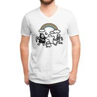Spooky Pals - vneck - small view