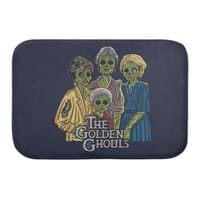 The Golden Ghouls - bath-mat - small view