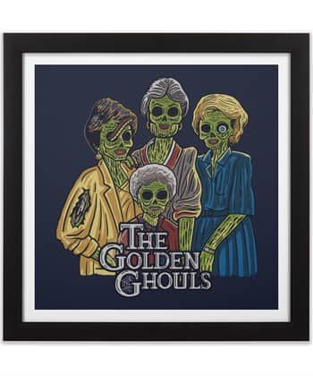 The Golden Ghouls