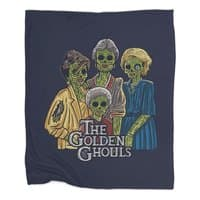 The Golden Ghouls - blanket - small view