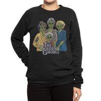 The Golden Ghouls - crew-sweatshirt - small view