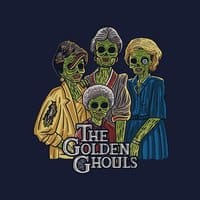 The Golden Ghouls - small view