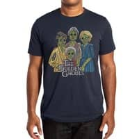 The Golden Ghouls - mens-extra-soft-tee - small view
